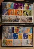 Nagaland - Lot De Timbres Tous Différents - Autres