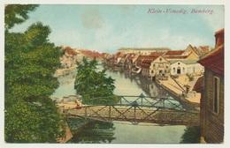 AK  Bamberg Klein Venedig 1911 - Bamberg