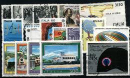3718-Italia Nº 1814/19, 1822, 1824, 1791/4, 1799, 1803, 1807, 1810/12 - Other