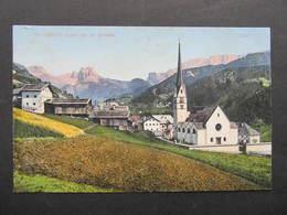 AK ST. CRISTINA In Gröden Ca. 1910 //  D*34017 - Italien