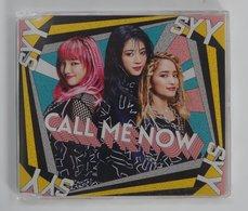 CD : Call Me Now ( RZC1-86381 Rythm Zone 2017 ) - Disco & Pop