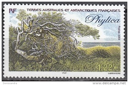 TAAF 2003 Yvert 363 Neuf ** Cote (2015) 5.00 Euro Flore Phylica - Terres Australes Et Antarctiques Françaises (TAAF)