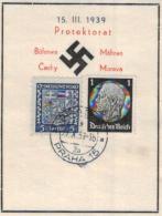 D.-Reich    Propaganda Beleg  ..... (ka4809  )siehe Scan....! - Deutschland