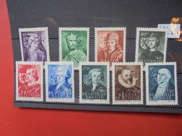 BELGIQUE COB N° 661-69 NEUF MNH** - Belgique