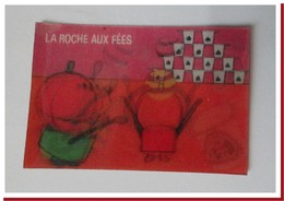 Image Animée 3D - La Roche Aux Fées - Casimir Et Ses Amis N°5 - Albert Et Barnabé Au Bowling - Autres Collections