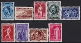 Belgie    .    OBP   .   728/736        .     **     .    Postfris ZONDER  Charnier    .  / .  Neuf SANS  Charniere - Unused Stamps