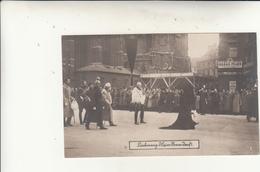 Corteo Funebre Del Kaiser Francesco Giuseppe. Vienna 1916 Cartolina Non Viaggiata - Funerali