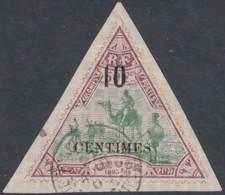 Côte Française Des Somalis 1894-1903 - N° 36 (YT) N° 36 (AM) Oblitéré. - Côte Française Des Somalis (1894-1967)