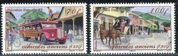 """Polynésie YT 949 & 950 """" Véhicules Anciens """" 2011 Neuf** - Polinesia Francese"""