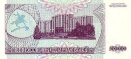TRANSNISTRIA  P.33 500000 RUBLOS 1997 Unc - Banconote