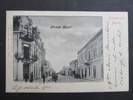AK BRAILA 1901 //  D*34036 - Rumania