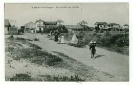 34 - B5202CPA - VALRAS - PLAGE - Promenade Des Chalets - Bon état - HERAULT - France