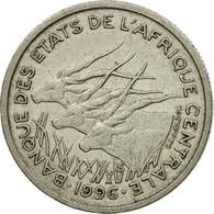 Monnaie, États De L'Afrique Centrale, 50 Francs, 1996, Paris, TTB, Nickel - Cameroun