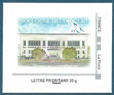 MonTimbramoi / IDtimbre - Mairie De Boulogne-Billancourt (92) Neuf** - France