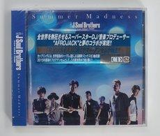 CD : Summer Madness Sandaime J Soul Brother ( RZCD-59924 Rythm Zone 2015 ) - Disco & Pop