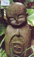 Telecarte Buddha Bouddha Boedha Phonecard (328) - Télécartes