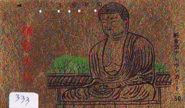 Telecarte Buddha Bouddha Boedha Phonecard (333) - Télécartes