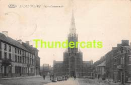 CPA LODELINSART PLACE COMMUNALE - Charleroi