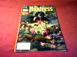 THE HUNTRESS  No 1 APR 89 - DC