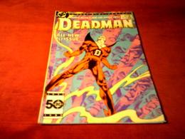 DEADMAN    No 1 MAR 86 - DC