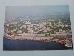 Vue Aérienne KINSHASA ( Librairie Shamrock ) Anno 19?? ( Zie Foto Details ) !! - Kinshasa - Léopoldville
