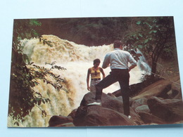 Chute De ZONGO Kongo Central ( Lan 01 - EDICA ) Anno 19?? ( Zie Foto Details ) !! - Kinshasa - Léopoldville