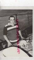 19- USSEL- UN LUTHIER DE HAUTE CORREZE BIEN CONNU- M. FAURE - LUTH  PHOTO ORIGINALE - Sport