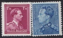 Belgie    .    OBP   .     832/833      .     **     .    Postfris ZONDER  Charnier    .  / .  Neuf SANS  Charniere - Unused Stamps