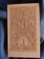 Photo CDV Sans Mention - Notre Dame De Bon Encontre Vers 1875 L395 - Photos