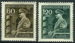 Bohemia 116/116 * Charnela. 1944 - Bohemia Y Moravia