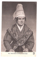 Beuzeville (27 - Eure) Jeune Femme - France