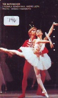 Télécarte BALLET (146) Ballette Dance Dancing Tanzen Danser Ballare Bailar Dançar Phonecard - Télécartes