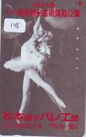 Télécarte BALLET (148) Ballette Dance Dancing Tanzen Danser Ballare Bailar Dançar Phonecard - Télécartes