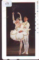 Télécarte BALLET (158) Ballette Dance Dancing Tanzen Danser Ballare Bailar Dançar Phonecard - Télécartes
