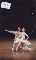 Télécarte BALLET (160) Ballette Dance Dancing Tanzen Danser Ballare Bailar Dançar Phonecard - Télécartes