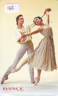 Télécarte BALLET (165) Ballette Dance Dancing Tanzen Danser Ballare Bailar Dançar Phonecard - Télécartes
