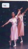 Télécarte BALLET (168) Ballette Dance Dancing Tanzen Danser Ballare Bailar Dançar Phonecard - Télécartes