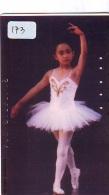 Télécarte BALLET (173) Ballette Dance Dancing Tanzen Danser Ballare Bailar Dançar Phonecard - Télécartes