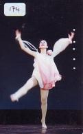 Télécarte BALLET (174) Ballette Dance Dancing Tanzen Danser Ballare Bailar Dançar Phonecard - Télécartes