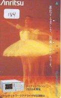 Télécarte BALLET (184) Ballette Dance Dancing Tanzen Danser Ballare Bailar Dançar Phonecard - Télécartes