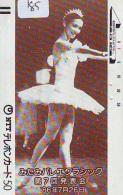 Télécarte BALLET (185) Ballette Dance Dancing Tanzen Danser Ballare Bailar Dançar Phonecard - Télécartes