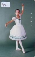 Télécarte BALLET (188) Ballette Dance Dancing Tanzen Danser Ballare Bailar Dançar Phonecard - Télécartes