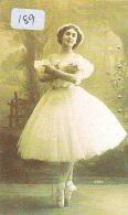 Télécarte BALLET (189) Ballette Dance Dancing Tanzen Danser Ballare Bailar Dançar Phonecard - Télécartes