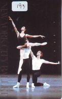 Télécarte BALLET (193) Ballette Dance Dancing Tanzen Danser Ballare Bailar Dançar Phonecard - Télécartes