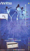 Télécarte BALLET (196) Ballette Dance Dancing Tanzen Danser Ballare Bailar Dançar Phonecard - Télécartes