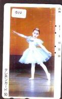 Télécarte BALLET (210) Ballette Dance Dancing Tanzen Danser Ballare Bailar Dançar Phonecard - Télécartes