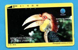 INDONESIA  Magnetic Phonecard - Indonesia