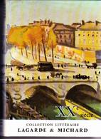XXème Siècle LAGARDE & MICHARD édition De Luxe, Planches Noir Et Couleur 1962 - Livres, BD, Revues
