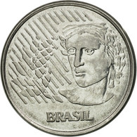 Monnaie, Brésil, 10 Centavos, 1994, SUP, Stainless Steel, KM:633 - Brazil
