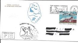 TIMBRE Philatélie Timbres > Antarctique > Terres Australes Et Antarctiques Françaises (TAAF) 2003 - MARTIN DE VIVIES - Terres Australes Et Antarctiques Françaises (TAAF)